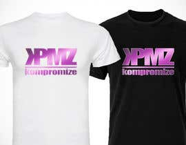 #55 for Kompromize Logo and T-shirt Design af Paulodesings