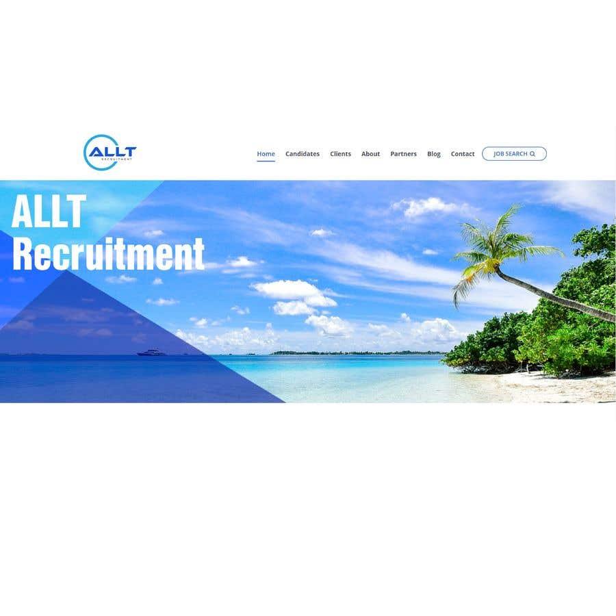 Penyertaan Peraduan #                                        253                                      untuk                                         Logo Design for Recruitment Website
