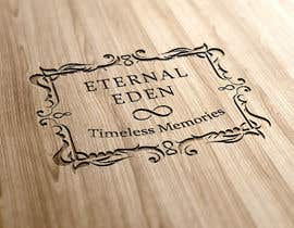 """#86 untuk Logo for outdoor Wedding function space """"Eternal"""" oleh tahervohra3d"""