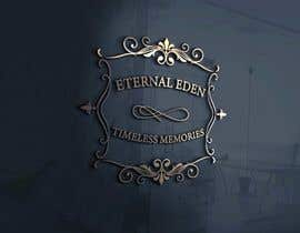 "#132 untuk Logo for outdoor Wedding function space ""Eternal"" oleh Farjana967"