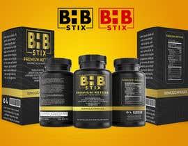 #222 untuk BHBStix Logo and packaging design. oleh DesignerMaster12