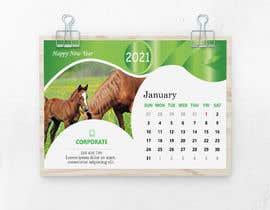 #35 for Calendar for 2021 by eitikaranipaul