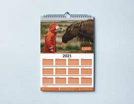 #43 for Calendar for 2021 by azizurrahman16