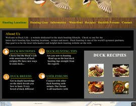#5 para Wordpress Theme Design for DuckLife.com por khatripunam