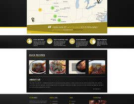 QubixDesigns tarafından Wordpress Theme Design for DuckLife.com için no 1