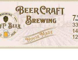 Nro 34 kilpailuun Craft Beer Brewing käyttäjältä RayaLink