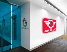 shuvo145 tarafından create a logo for a youtube channel . --------- JunkHEAP için no 99