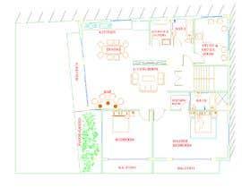 Nro 31 kilpailuun Design the architecture of home (190mq) käyttäjältä mehedi4641