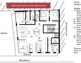 #11 untuk Design the architecture of home (190mq) oleh davidtorres82