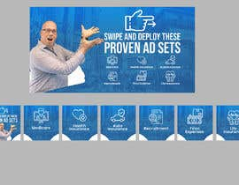 "#16 untuk Facebook Ad: ""Swipe and Deploy These Proven Ads"" oleh ephdesign13"