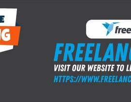 #208 para LinkedIn Banner: Join the Freelancer.com Enterprise Team por syedibrahim99