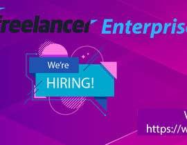 #236 para LinkedIn Banner: Join the Freelancer.com Enterprise Team por JasratJGraphic