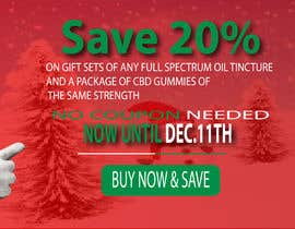 #65 cho Sale Banner for Eden's Herbals - 01/12/2020 16:38 EST bởi SHRanaDesigner