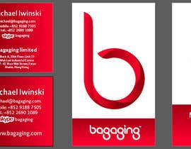 #3 untuk Design some Stationery for logo design, name cards, sample tags oleh QuoteGraphics