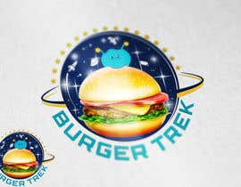 nº 27 pour Design a logo for a burger shop par ralfgwapo