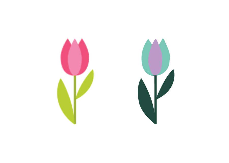 Contest Entry #                                        3                                      for                                         Vector Flower Icons