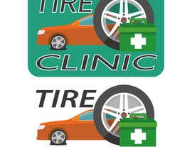 #49 cho Logo for Tire Company bởi yosfla2020