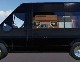 #11 untuk Interior design (Artist impression) for a Car (Van) oleh visualluminous