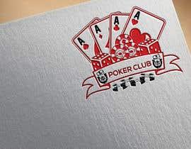 #314 for Logo for the poker club - 02/12/2020 10:30 EST af mssantaislam6807