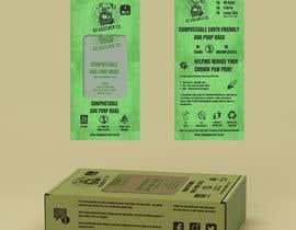 romanwhip tarafından Packaging for eco friendly dog poo bags için no 11