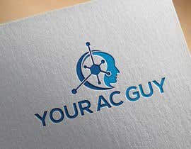#227 cho Air conditioner company logo (Your AC GUY) bởi sabbirhossain20