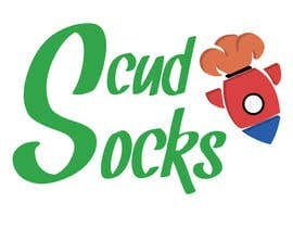 #21 for Design a Logo for our company SCUD SOCKS by gabrielthome