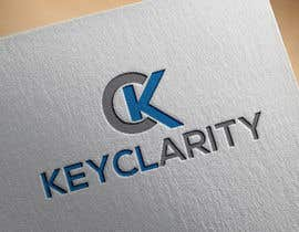 "#227 для I need a logo for ""Keyclarity"". My initials are CK if u can put CK on top of each other But also include the entire name ""Keyclarity"". use the corlors blue and green and a neutral color like black or white. include something that represents clarity от rabeab288"