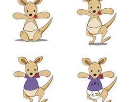 #100 สำหรับ ILLUSTRATION KANGAROO CHARACTER โดย kev16lr