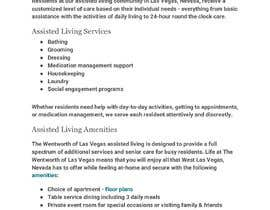 #35 for Assistant living business by AMR168