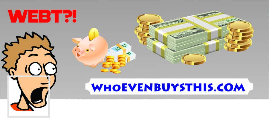 Contest Entry #                                        13                                      for                                         Design a Logo for WhoEvenBuysThis.com