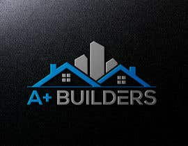 #53 for Company name is  A+ Builders ... looking to add either tools or housing images into the logo. But open to any creative ideas by nazmunnahar01306