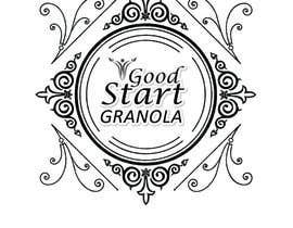#27 for Design a Logo for Good Start Granola af redvfx