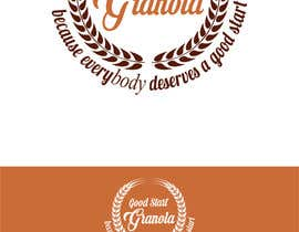 #7 cho Design a Logo for Good Start Granola bởi LiviuGLA93