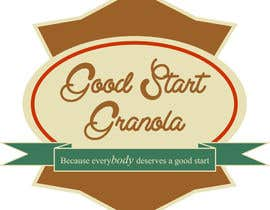 #20 for Design a Logo for Good Start Granola af istykristanto