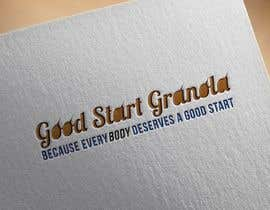 #29 for Design a Logo for Good Start Granola by akram1293