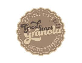 #10 for Design a Logo for Good Start Granola af vladspataroiu