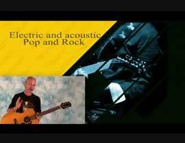 Nro 22 kilpailuun Video Intro for Youtube Channel -  Video de introducción para canal de Youtube - Guitar Tutorials käyttäjältä kredfit