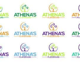 #453 for Athena's Playground Needs a Logo af rafiqtalukder786