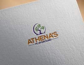#491 for Athena's Playground Needs a Logo af rafiqtalukder786