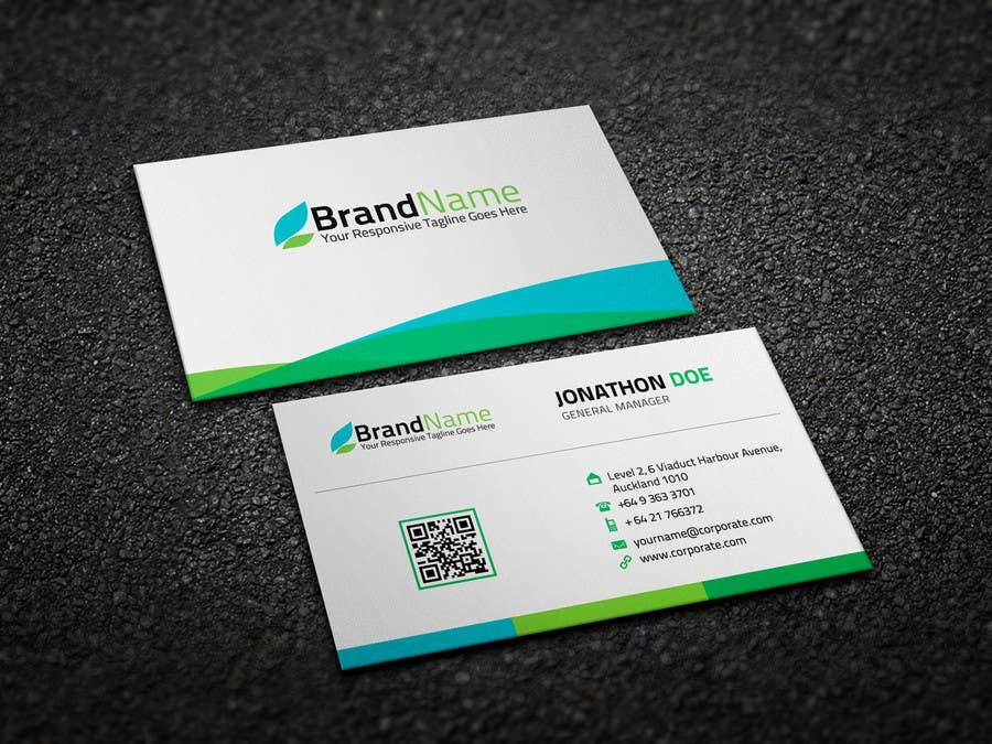 Penyertaan Peraduan #4 untuk Business card, letterhead, document folder -- 2