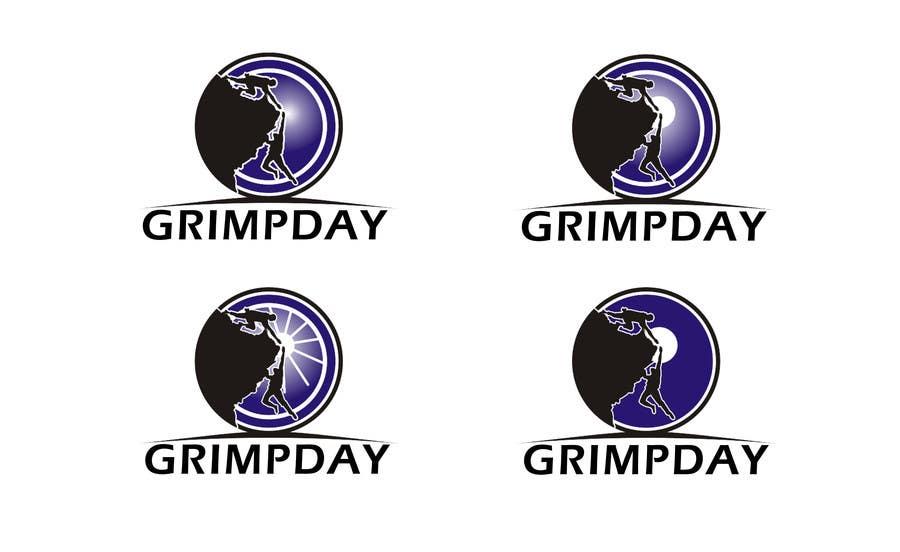 Konkurrenceindlæg #                                        33                                      for                                         Logo for the Grimpday an firemen organisation