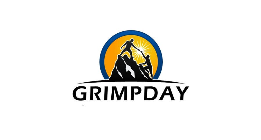Konkurrenceindlæg #                                        34                                      for                                         Logo for the Grimpday an firemen organisation