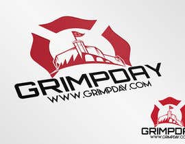 #7 untuk Logo for the Grimpday an firemen organisation oleh kyriene