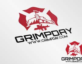 #24 untuk Logo for the Grimpday an firemen organisation oleh kyriene