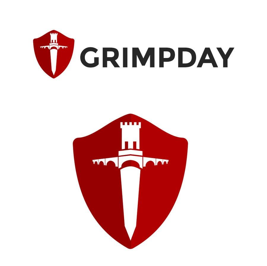 Konkurrenceindlæg #                                        2                                      for                                         Logo for the Grimpday an firemen organisation