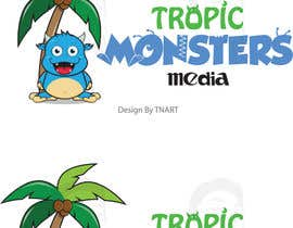 #113 untuk Design a Cartoon Monster for a Media Company oleh TNART