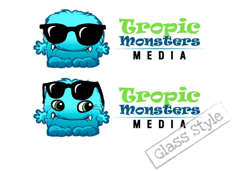 Inscrição nº 98 do Concurso para Design a Cartoon Monster for a Media Company