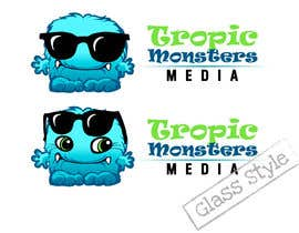 arzart tarafından Design a Cartoon Monster for a Media Company için no 98