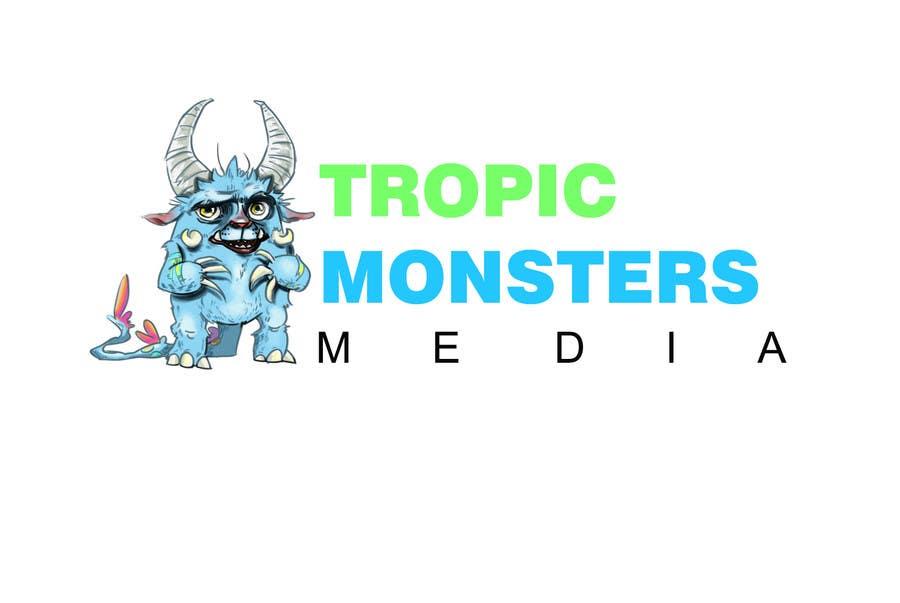 Inscrição nº 47 do Concurso para Design a Cartoon Monster for a Media Company