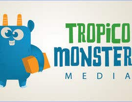 #66 para Design a Cartoon Monster for a Media Company de HansLehr